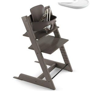 Stokke Tripp Trapp High Chair w/ Tray